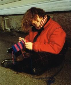 pip knitting