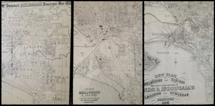 sands & mcdougall maps