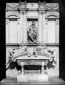 256px-Life_of_Michael_Angelo,_1912_-_Monument_of_Lorenzo_de_Medici